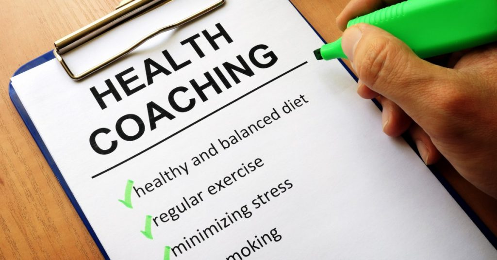Health coaching in Tampa, FL