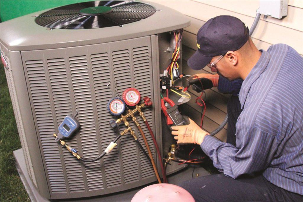 hvac contractor Sacramento, CA 38.5816° N, 121.4944° W