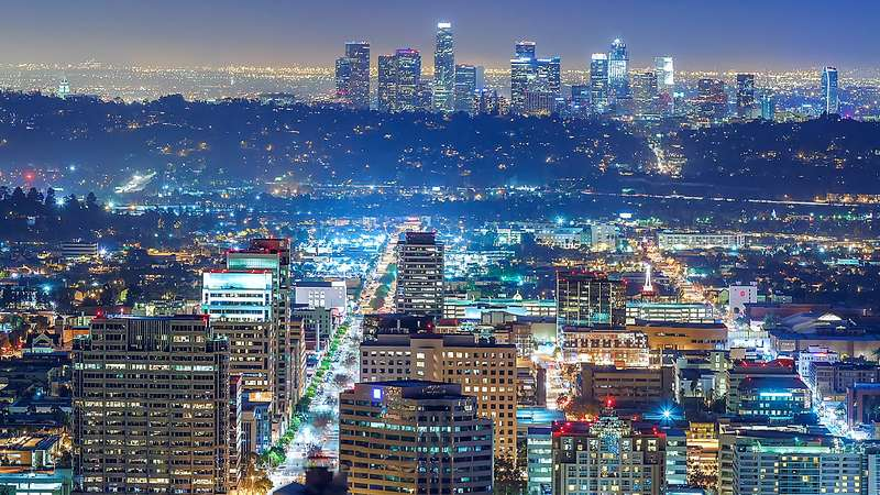 Los Angeles, California ADR Attorney 34.0522° N, 118.2437° W