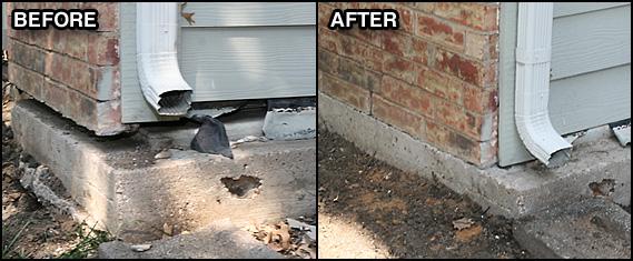 Foundation Repair Bourbonnais, IL