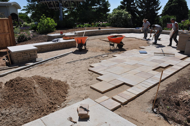 St. Petersburg Landscaping Construction Company
