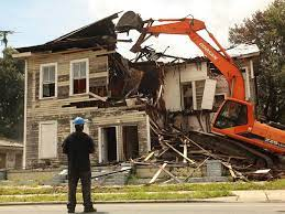 How to Demolish a House